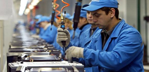 Лизинг рабочих конвейера