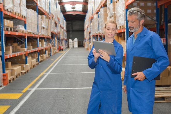 Аутсорсинг персонала на склад